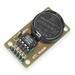 RTC DS1302 for Arduino