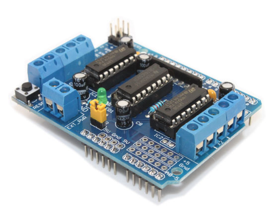 Arduino Boards-Pin mapping - iCircuit
