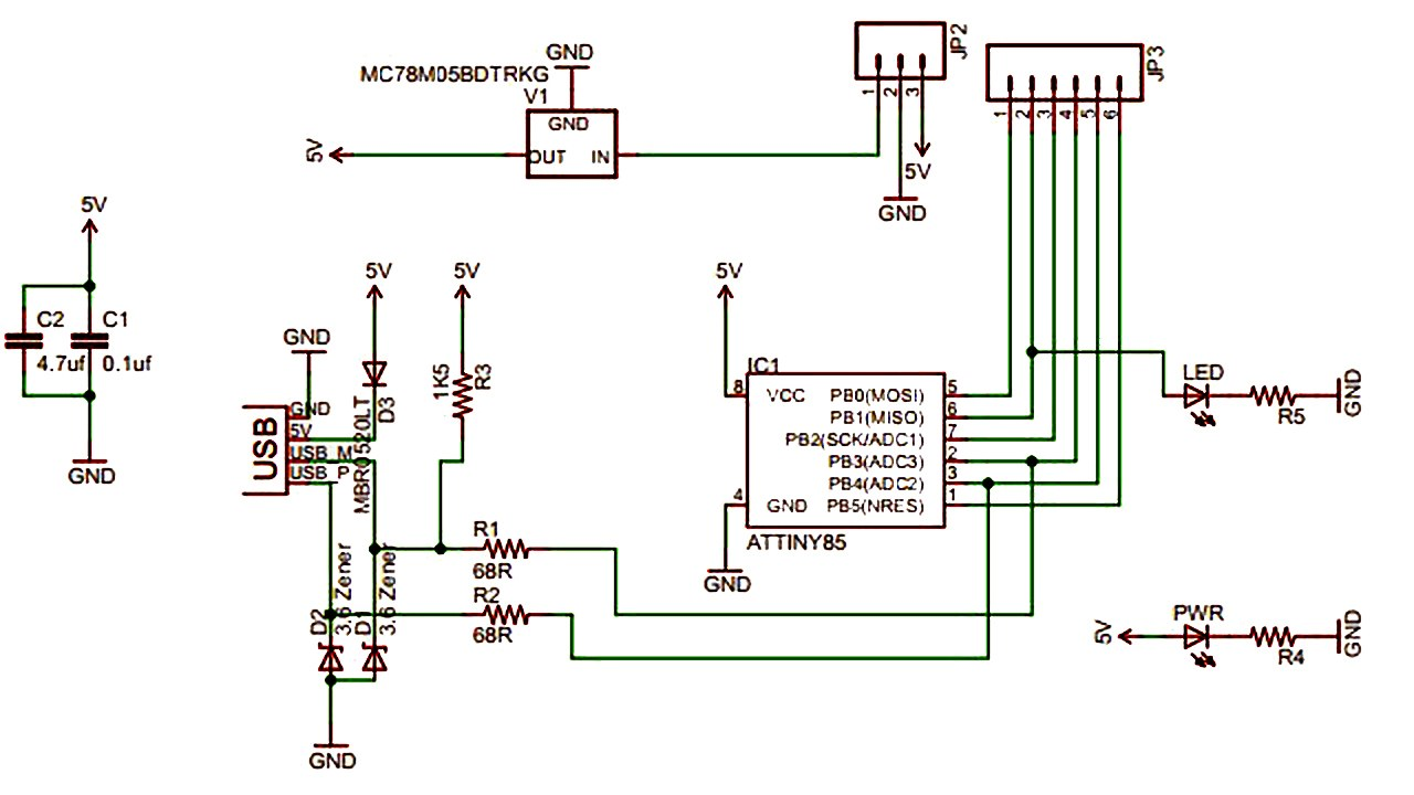 serial - Is SoftwareSerial left out for the ATTiny85/84