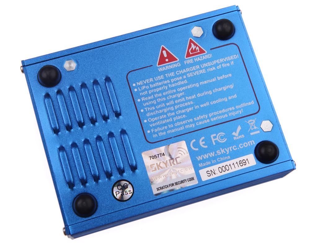 зарядное устройство imax b6 схема