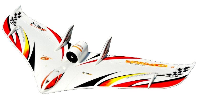 Радиоуправляемый самолет летающее крыло