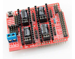 Модуль CNC Arduino Shield
