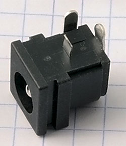 Разъем DC Power Jack PJ005B (2.50mm)