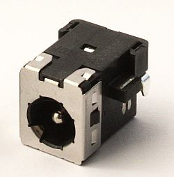 Разъем DC Power Jack PJ183 (1.65mm central pin)