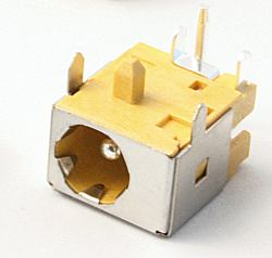 Разъем DC Power Jack PJ185 (1.65mm central pin)