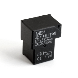 Реле JQX-15F(T90) 40A 1C coil 220VAC
