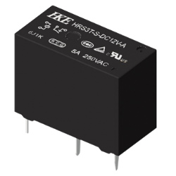 Реле HRS3T-S-DC12V-A 5A 1A coil 12VDC