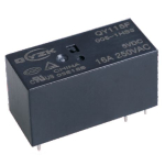 Реле QY115-005-2ZS 8A 2C coil 5VDC